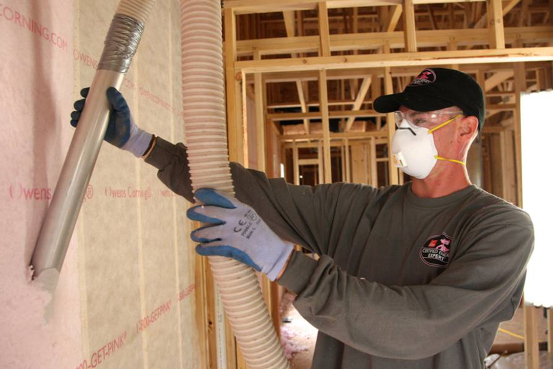 New construction best way insulation fairmont nc for Best insulation for new home construction
